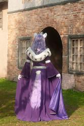 Princess Platinum dress update