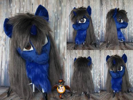 Moonknight fursuit head