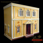 1:6 scale house project for Barbie, Hot Toys, FR's