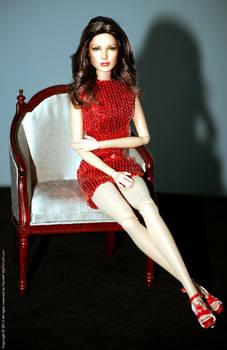 Jaclyn Smith by Noel Cruz for Regent Miniatures
