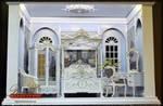 Regent Miniatures 1:6 Room Box (Removable Walls)