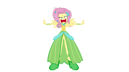 Render: You're going to love me Equestria girl