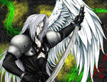 Sephiroth 3 -color