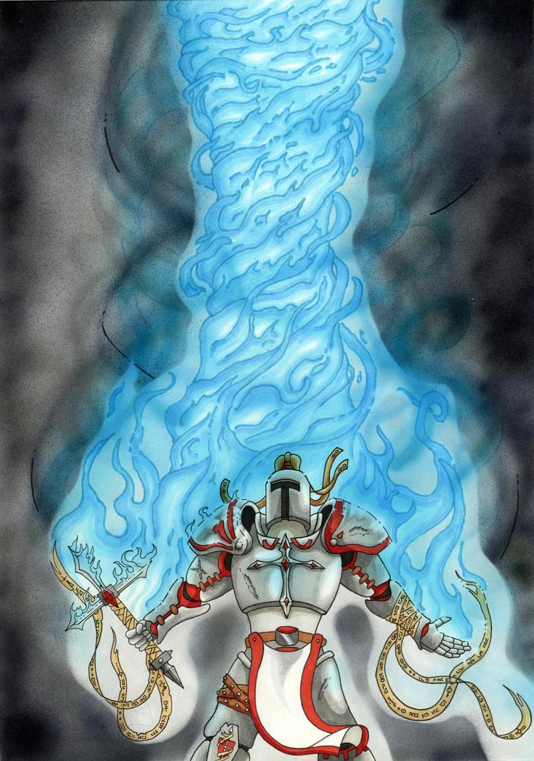 Holy Firestorm by Clayman8