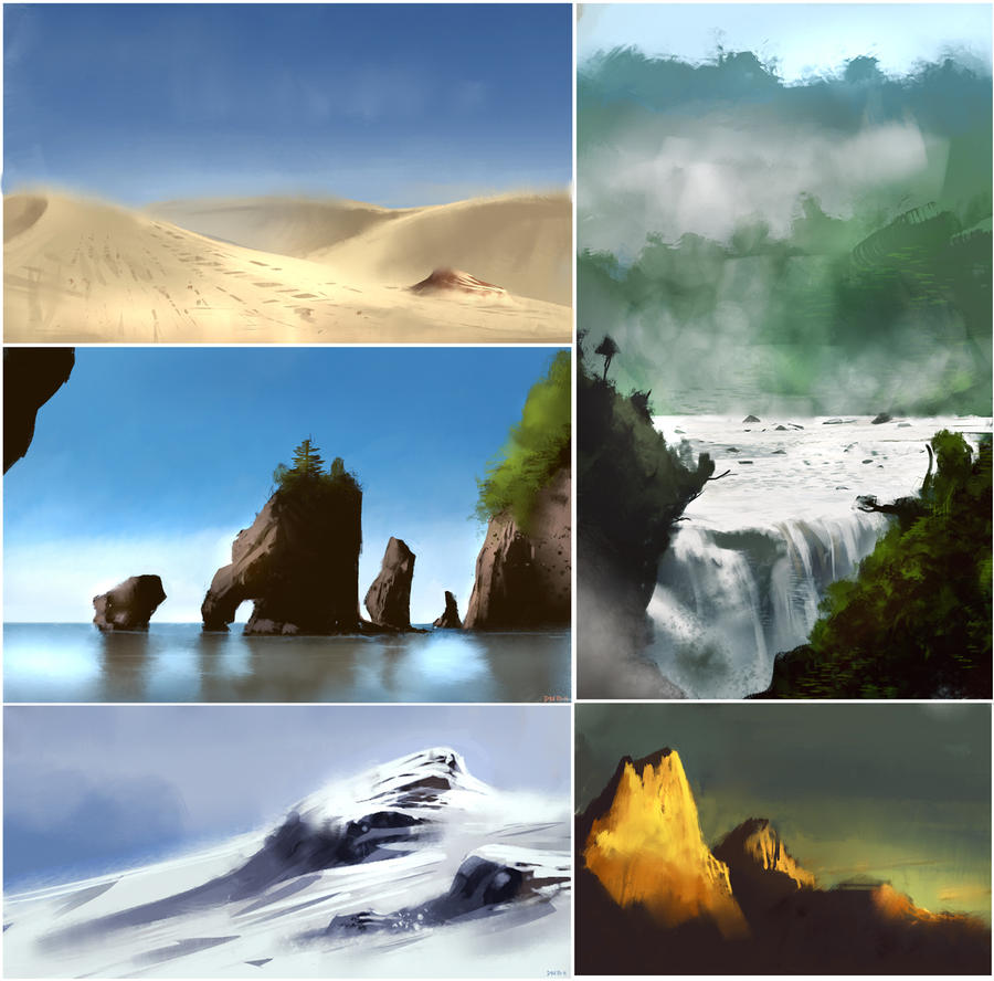 enviro_doodles by David-Holland