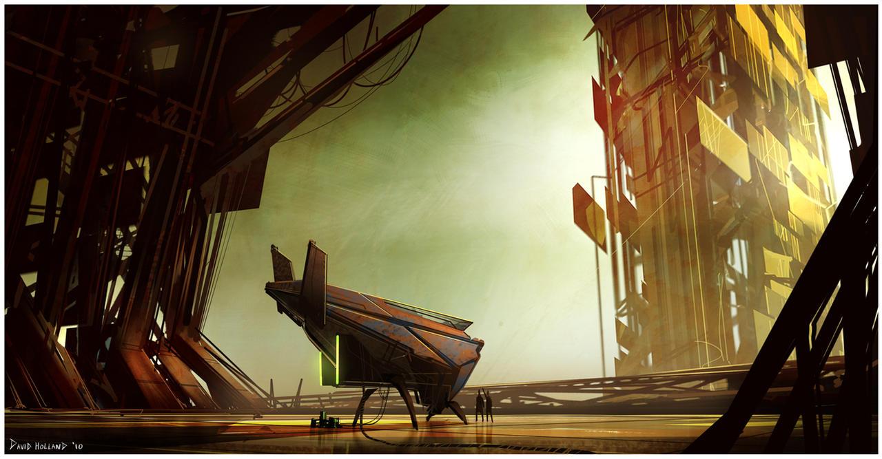 Secret_hanger by David-Holland