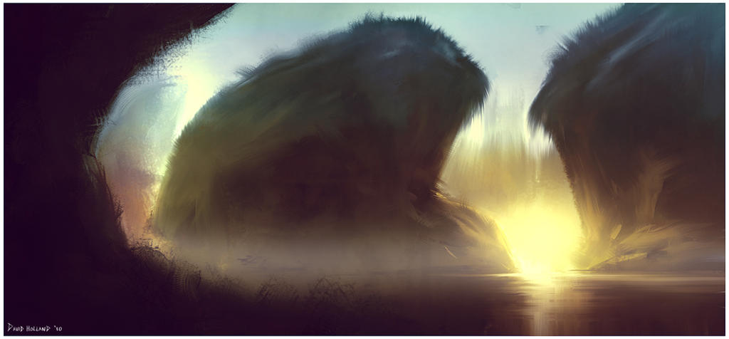 30 min speedpaint by David-Holland