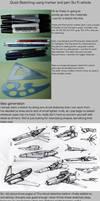 .:Ship sketch step by step:.