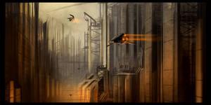 .:Abstract City:. by David-Holland