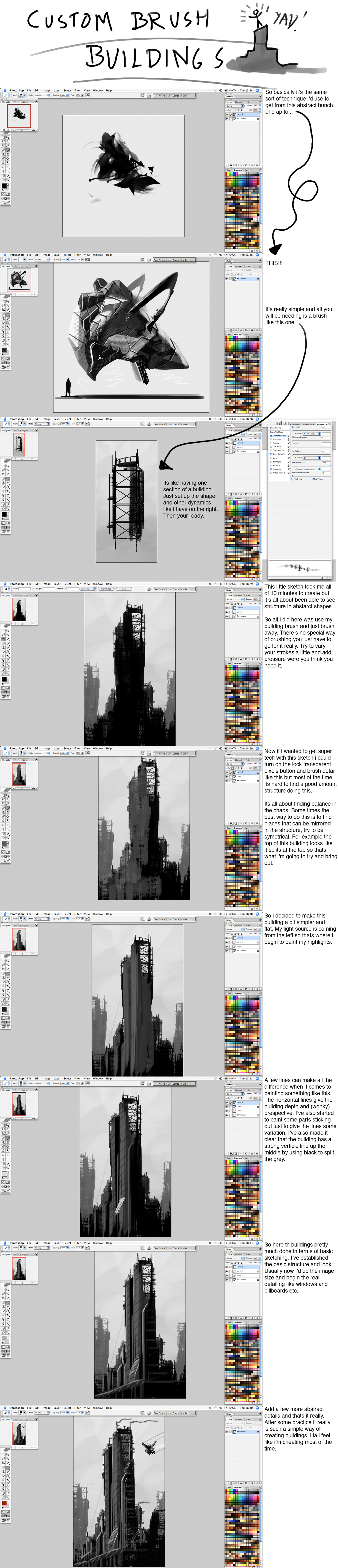Building tutorial by david holland on deviantart building tutorial by david holland baditri Image collections