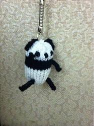 Hello Panda by vampirenova