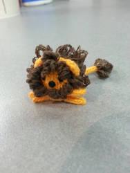 Little Lion  by vampirenova