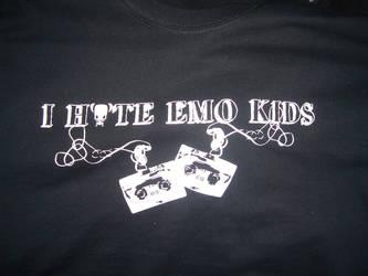 I HATE EMO KIDS