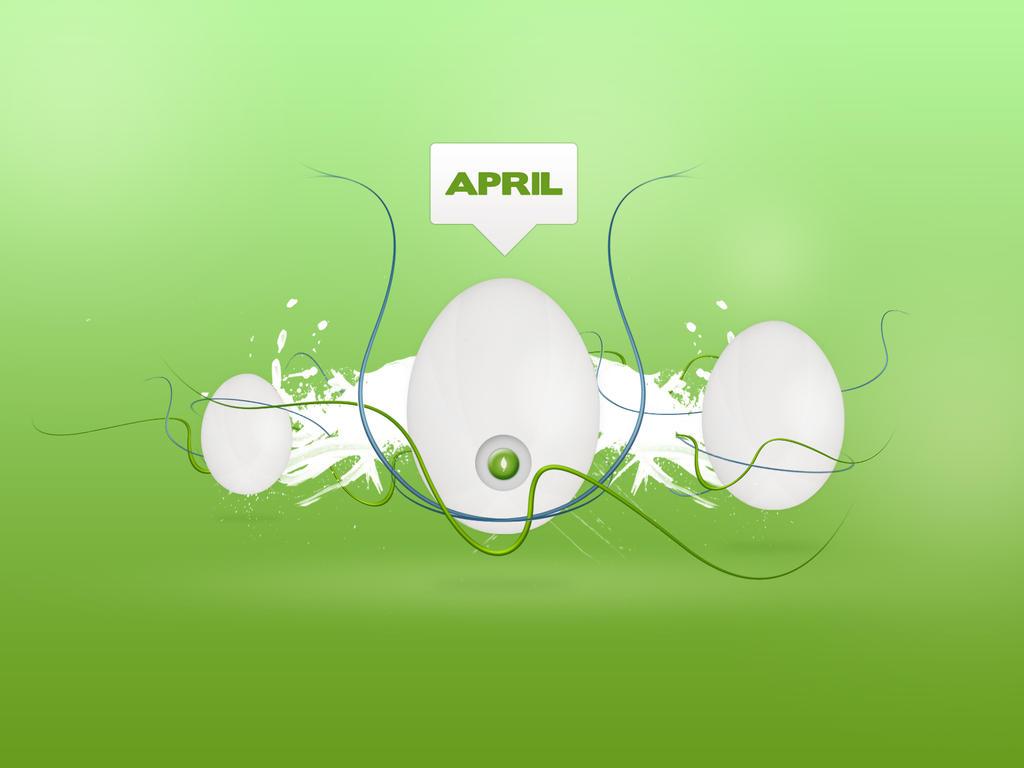 April by k0zz