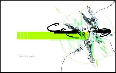 digital art vibe by k0zz