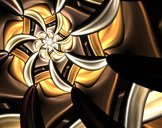 Divine Treasury by abenoking