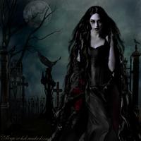 Dark Welcome by magicsart