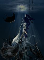 The Deep by magicsart