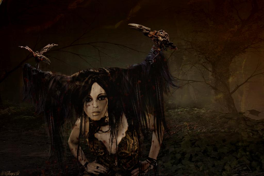 birdcage by magicsart