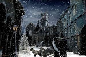 a winter tale by magicsart