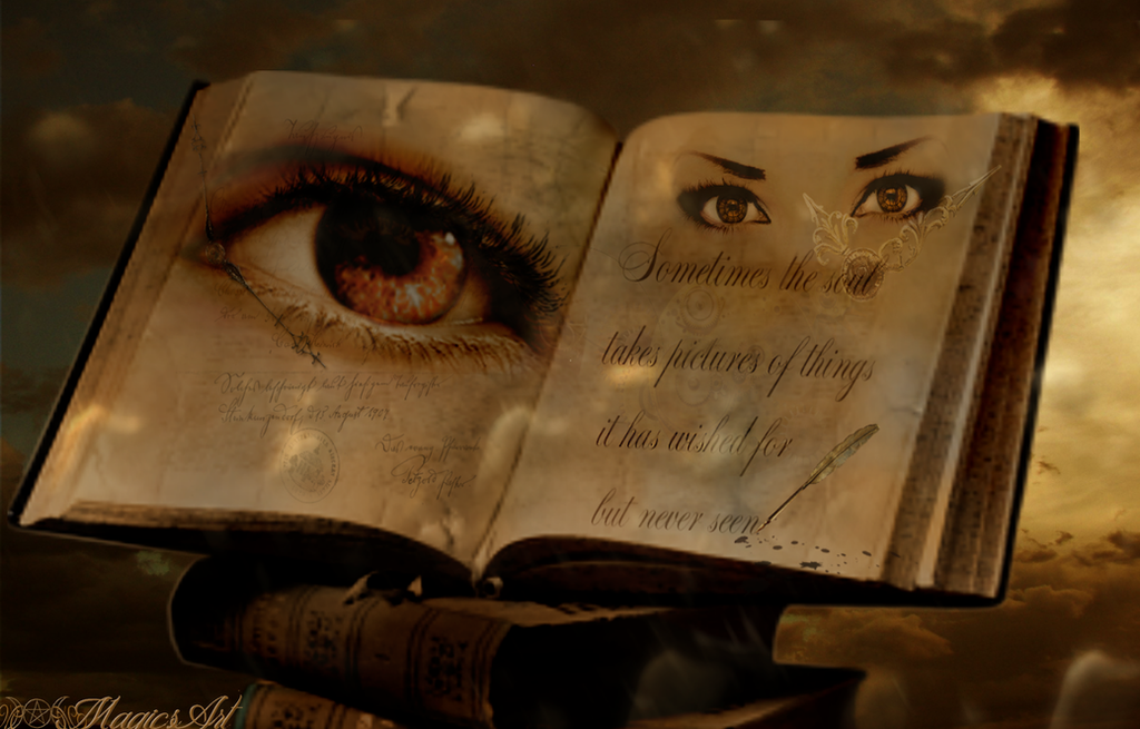 The Soul by magicsart