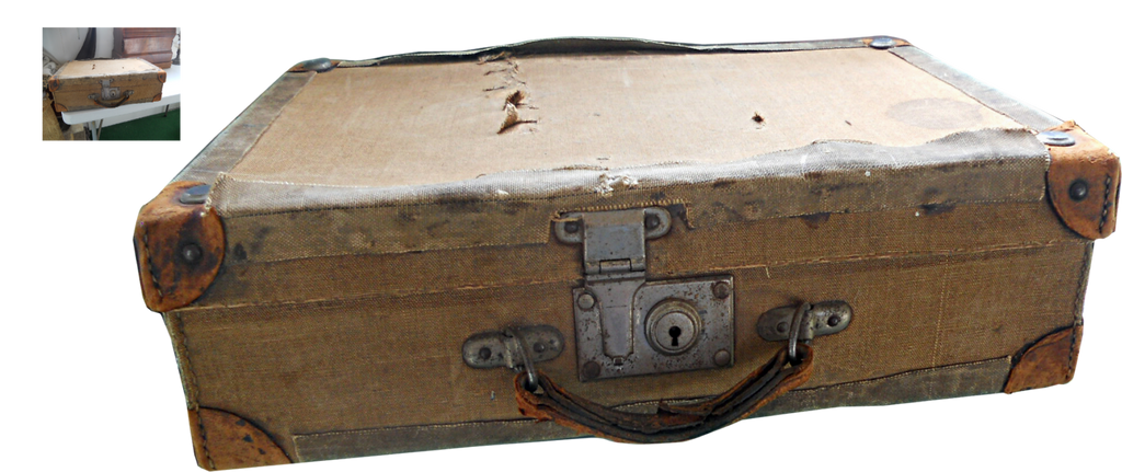 old suitcase by magicsart on deviantart