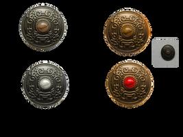 Celtic Goth Shield