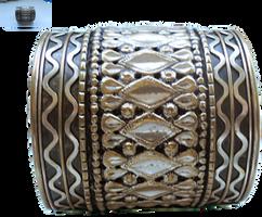 Ornament Bracelet by magicsart