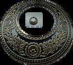Ornament Round Metal