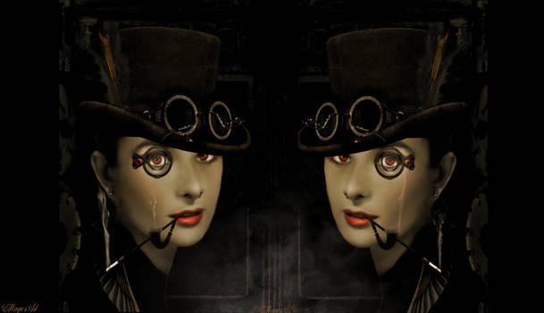 Audrey Steampunk
