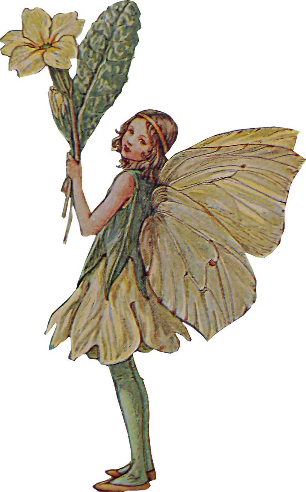 flower Fairy by magicsart on DeviantArt
