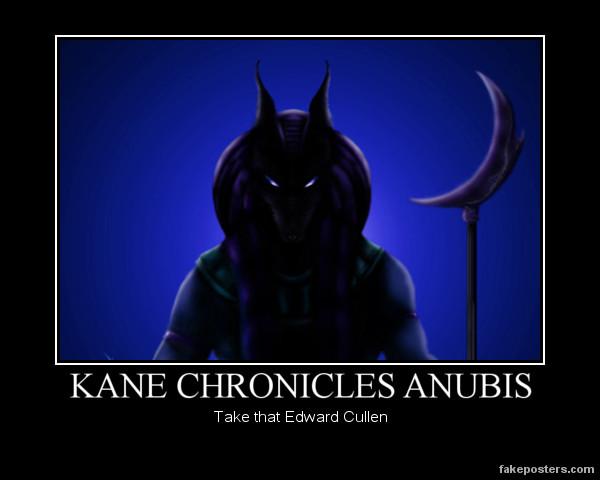 Kane chronicles anubis