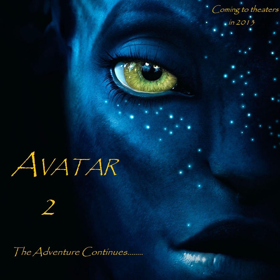 Avatar 2 Poster: Avatar 2 Fake Poster By FireGoddess1997 On DeviantArt