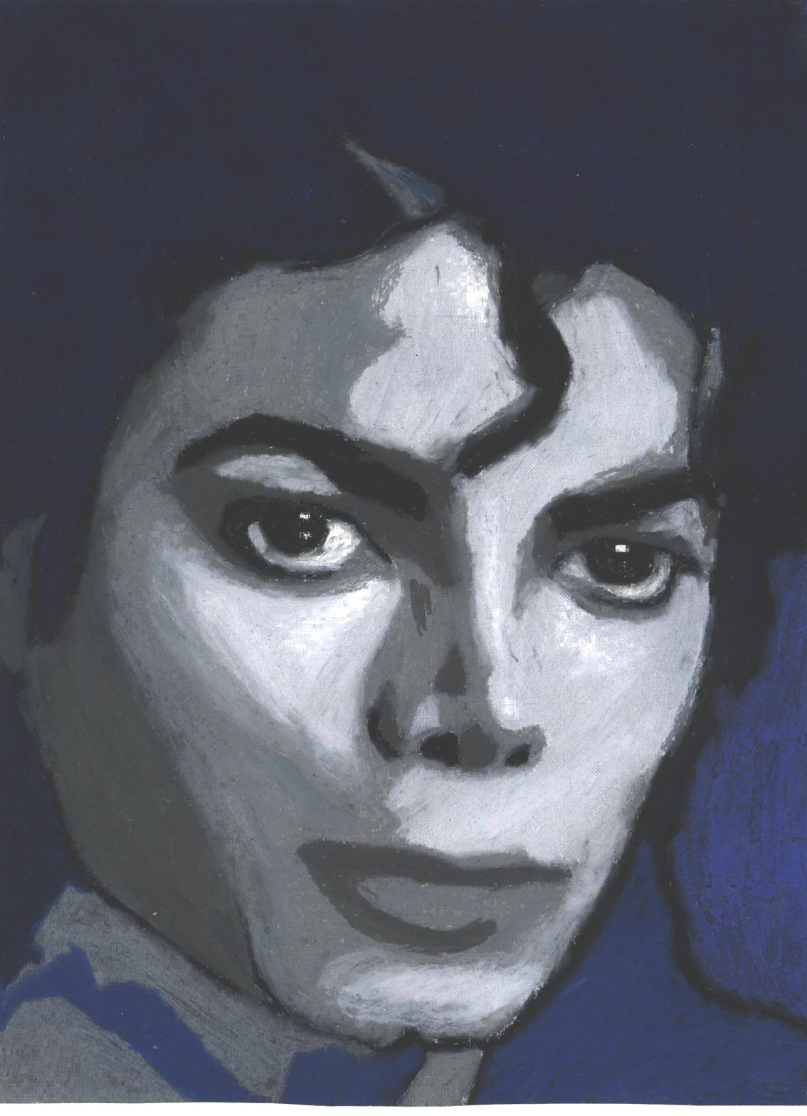 Michael Jackson 2 by Speechless88