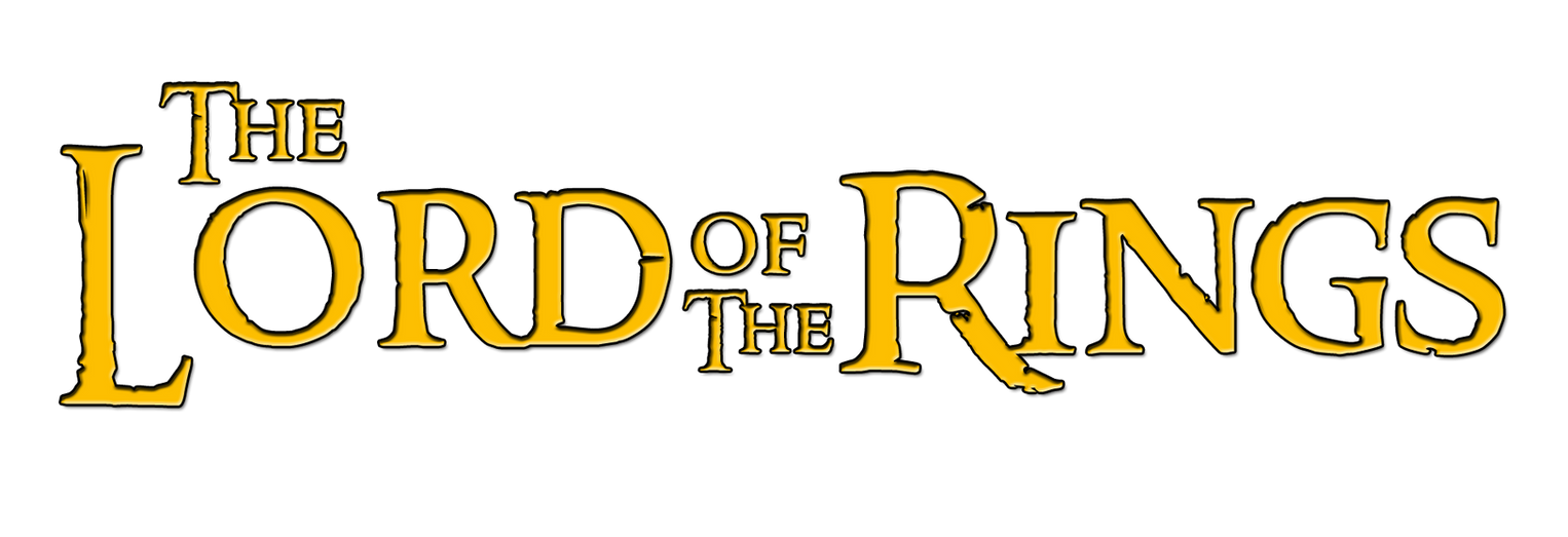 Lord Of The Rings Ring Font