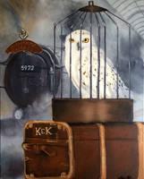 All Aboard the Hogwarts Express by Kuvari