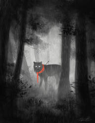 The Silent Guardian by Kuvari