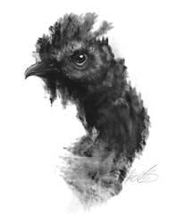 Was a Blob - is a Chicken