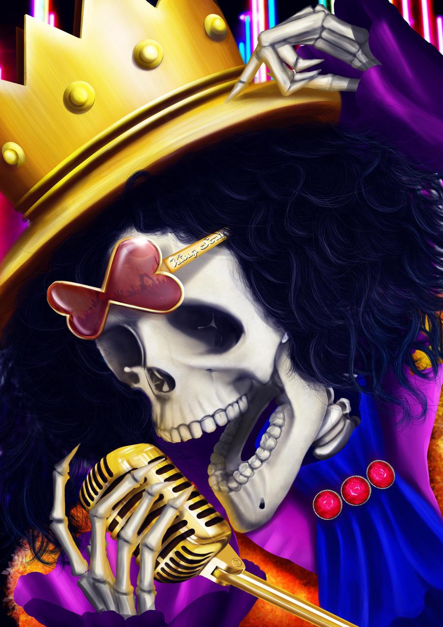 Sehr Brook - One Piece Fan Art by nntrung04 on DeviantArt ZT01