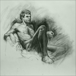 Figurative Drawing - 9 Nov