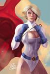 Power Girl for 2014