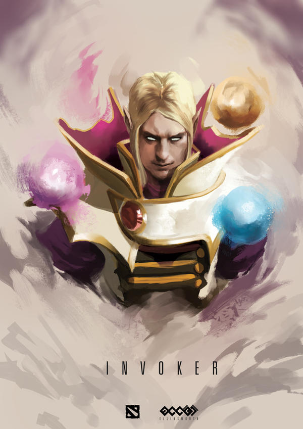 Carl the Invoker by ellinsworth