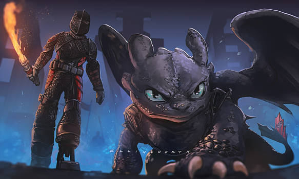 The Ship Raid - HTTYD Dynamic Duo Submission