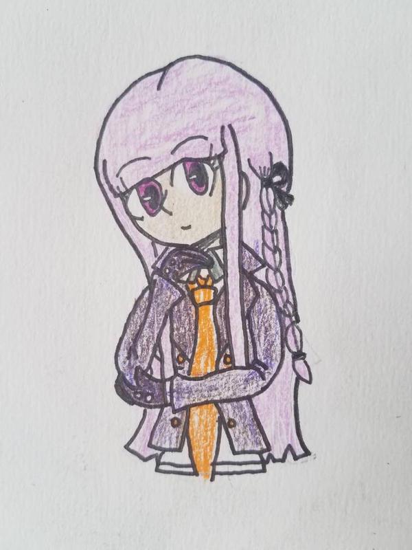 Kyoko Kirigiri by Totaldramafan102