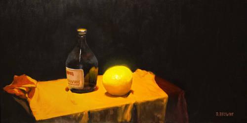 Grapefruit by DavidBrowne