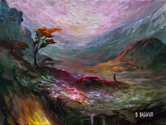 Prehistory by DavidBrowne