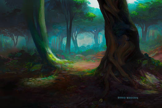 Cold Forest (expansion)
