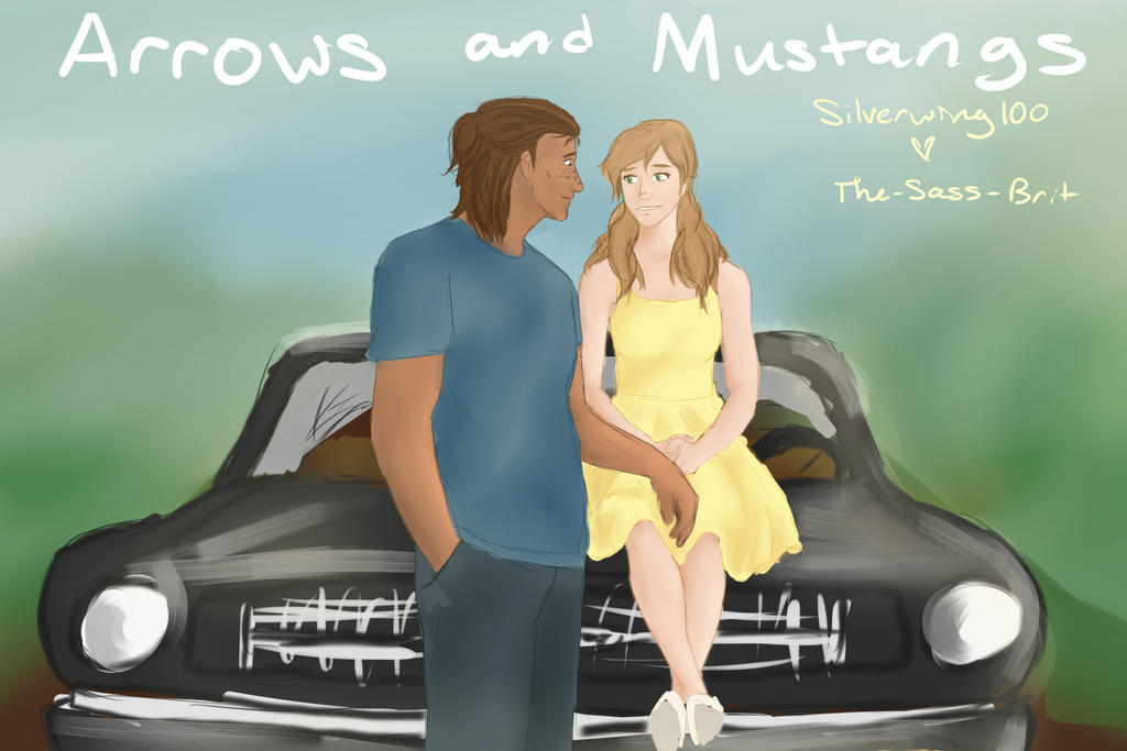 Arrows and Mustangs by Silverwing100