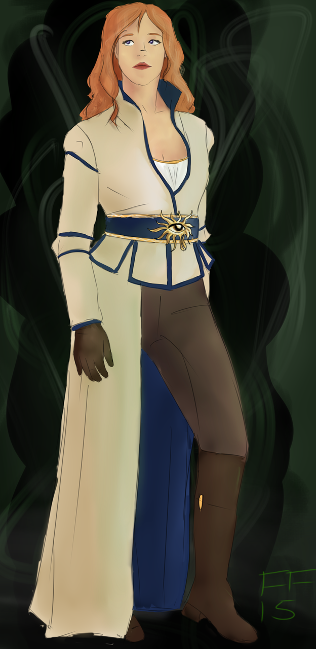 Inquisitor Trevelyan by Silverwing100