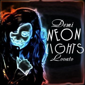 Demi Lovato - Neon Lights Cover by LittleMonsterLovatic on ...